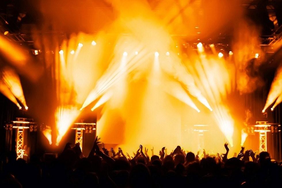 I migliori concerti in regione
